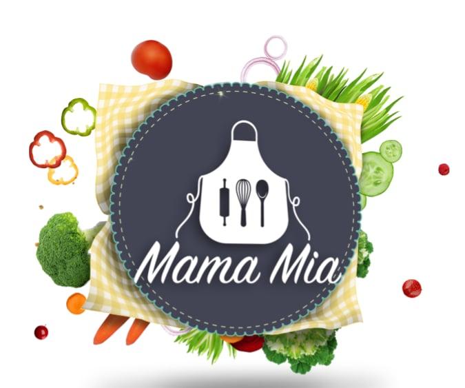 Mama Mia λογότυπο