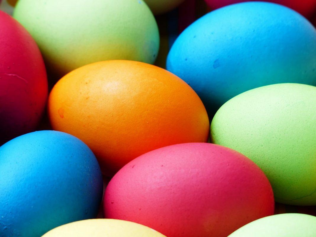 Βαφή αυγών με φυσικά υλικά