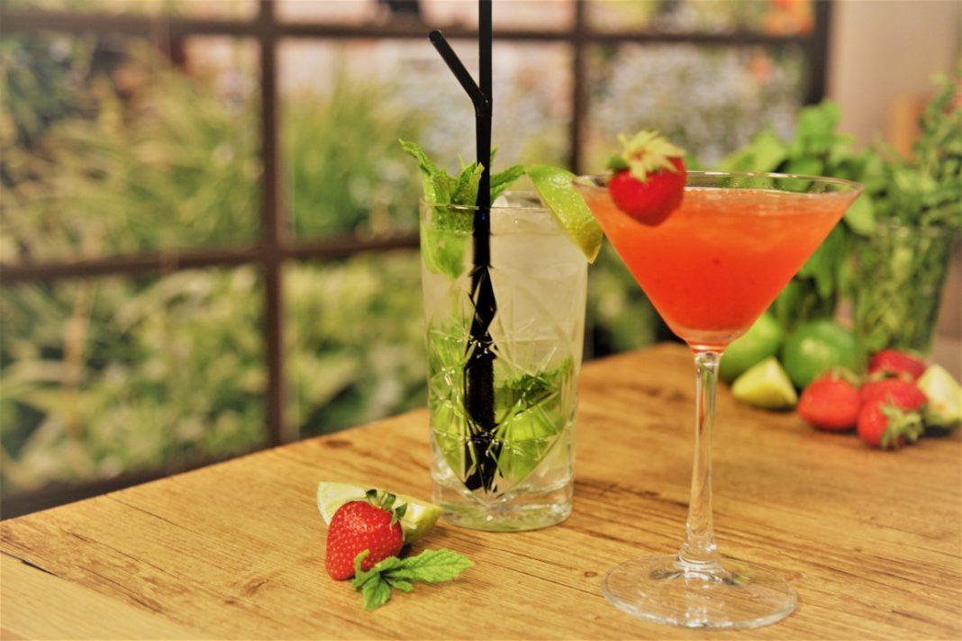 Κρητικά cocktails