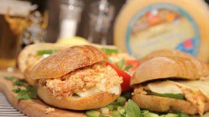 Κρητικό σάντουιτς