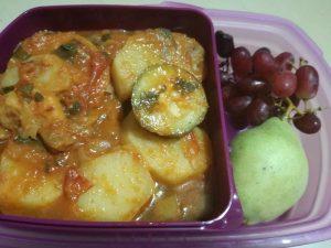 Φαγητό στο σχολείο!