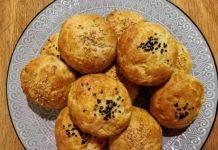 Συνταγή για τυροπιτάκια