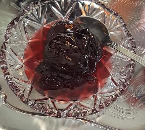 Γλυκό κουταλιού Δαμάσκηνο